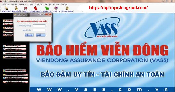 [Đồ án tốt nghiệp Mã nguồn phần mềm Quản lý khách hàng mua bảo hiểm
