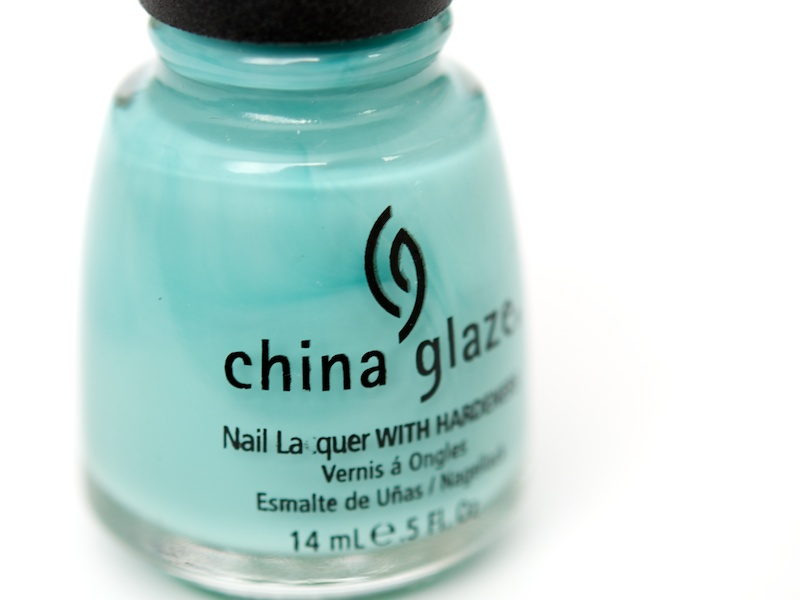 Mizpinkelicious blog china glaze for audrey firework design its a beautiful colour which is extremely similar to tiffany co boxes china glaze designed this polish with the classic and well loved film breakfast at prinsesfo Images