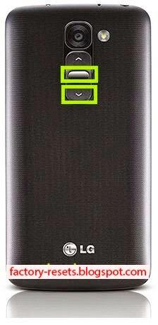 Hard Reset LG G2 mini LTE Tegra