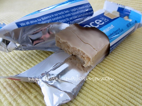 Honey Yogurt Peanut Balance Bar