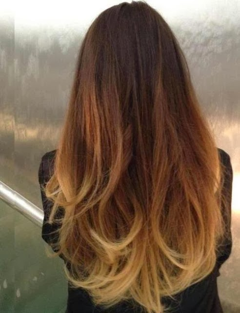My Hell On Earth ☠: Hair Colouring Trends: Hair Chalking, Dip Dye ...