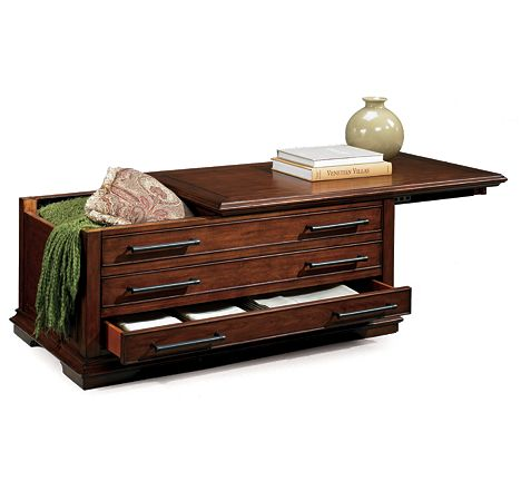 Hidden Storage Furniture Sparrow Stoll