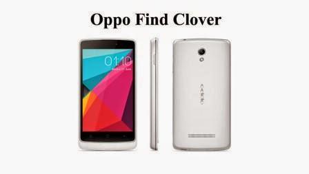 Harga Oppo Find Clover R815 baru, Harga Oppo Find Clover R815 bekas, Spesifikasi Oppo Find Clover R815