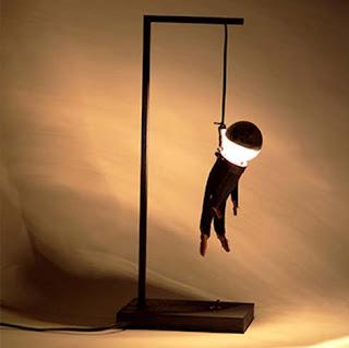 Design lampu interior unik 21