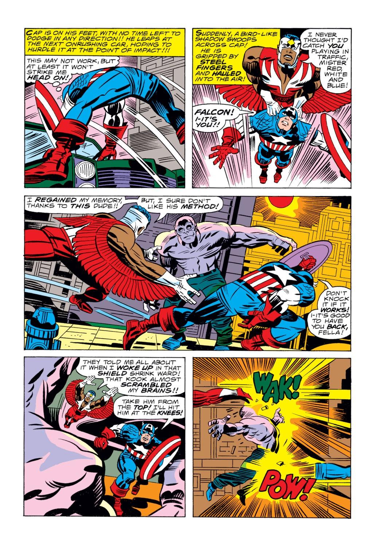 Captain America (1968) Issue #205 #119 - English 15