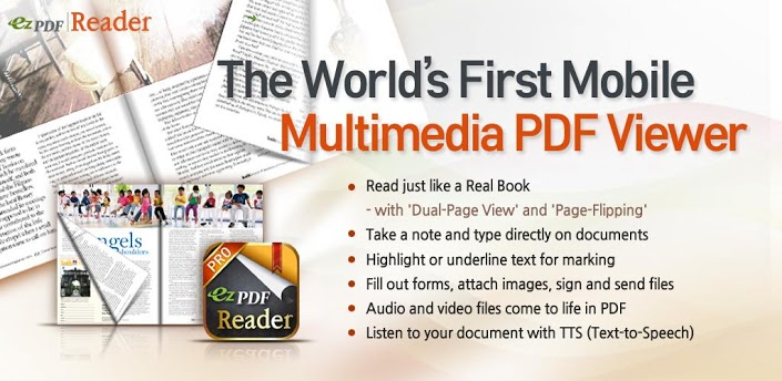 android full screen pdf reader