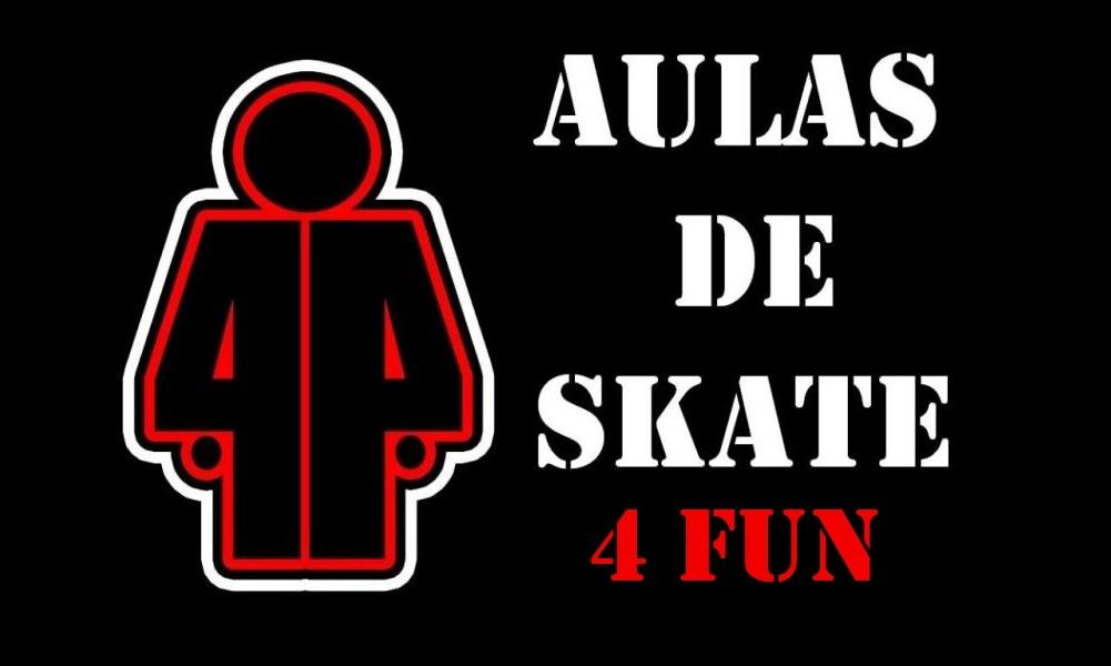 Aulas de skate 4 Fun