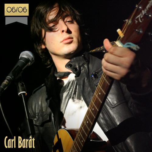 6 de junio | Carl Barât - @carlbaratmusic | Info + vídeos