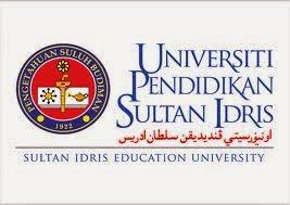 Jawatan Kerja Kosong Universiti Pendidikan Sultan Idris (UPSI) logo www.ohjob.info oktober 2014