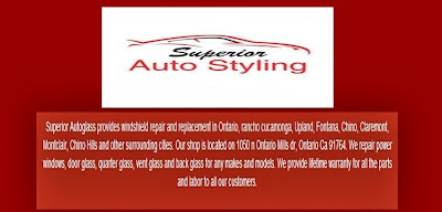 Superior Auto Glass And Tint Shop