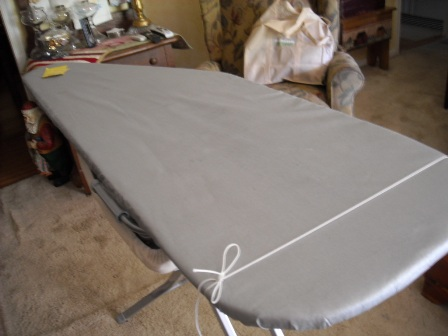 and Sew On: Newest 'old' ironing board! : wide ironing board for quilting - Adamdwight.com