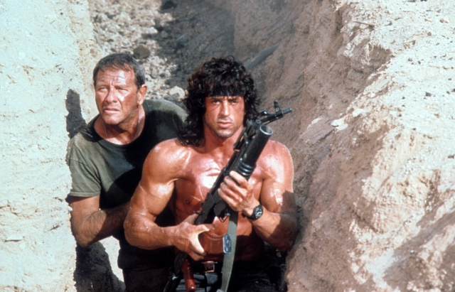 Hình ảnh phim Rambo 3
