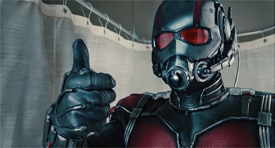 Official Ant-man trailer staring Paul Rudd