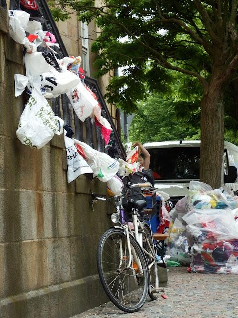 plastiktütenfrei,plastiktüten,osnabrück,klimabotschafter,youthinkgreen,umweltschutz,plastik,fahrrad