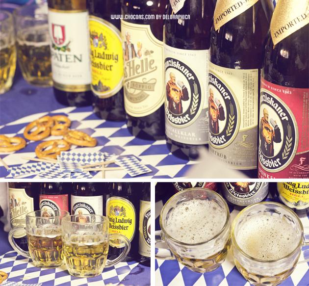 cerveza alemana oktoberfest