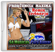 frequencia+maxima CD Remix Sertanejo Vol. 09 (2013)