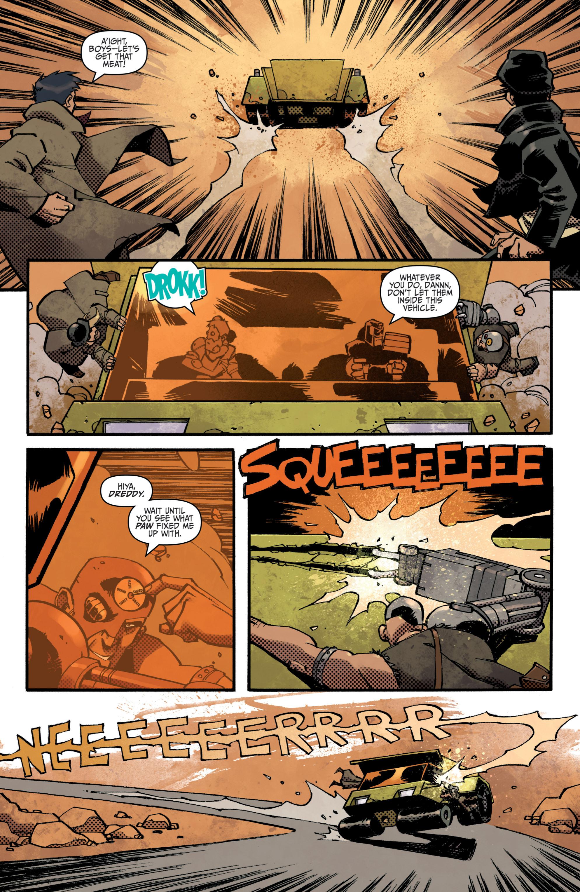 Read online Judge Dredd (2012) comic -  Issue # _TPB 3 - 50