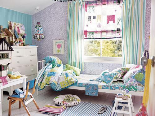Decora o com cortinas janelas bonitas decora o e ideias for Cortinas habitacion juvenil