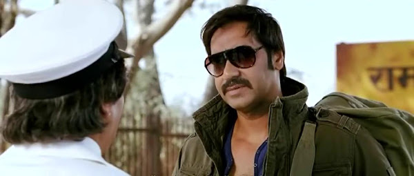 Screen Shot Of Hindi Movie Himmatwala (2013) Download And Watch Online Free at worldfree4u.com