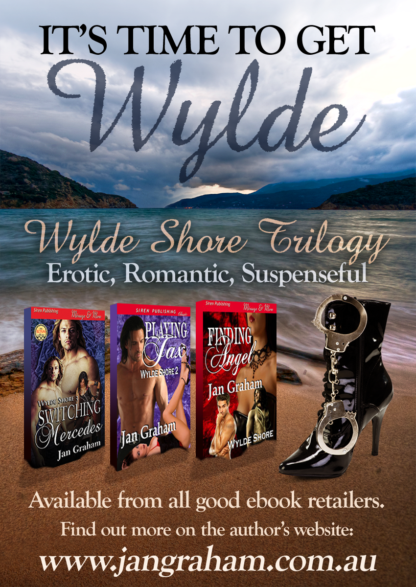 Wylde Shore Trilogy