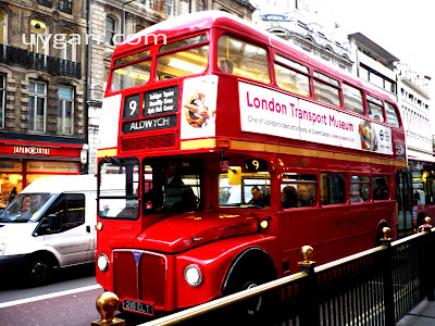 Car of the Day #3 London Double Deck Bus