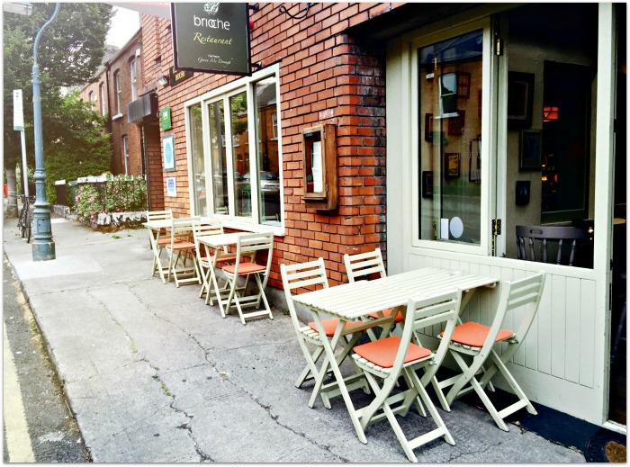 Brioche Restaurant Ranelagh Dublin Review