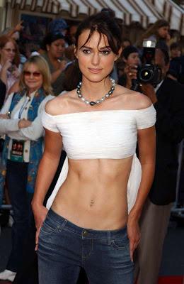 Keira Knightley Hot
