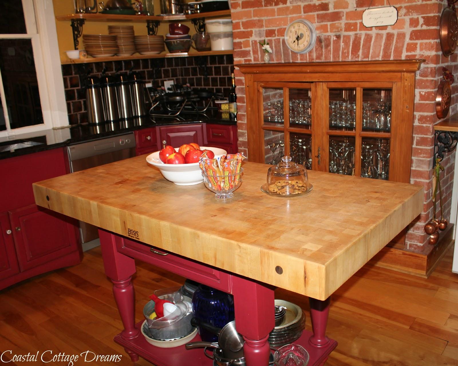 Charmant John Boos Table, Oh How I Miss My John Boos Table