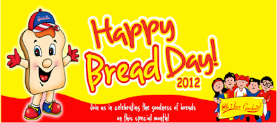 Happy Bread Day