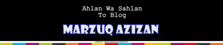 Marzuq Azizan