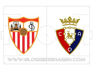 Prediksi Pertandingan Osasuna vs Sevilla
