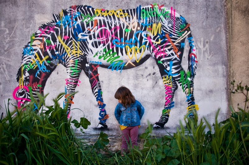 Last seen in Berlin for the Project M3 last month (covered), Martin Whatson is now in Italy where he spent the last week working on this series of new pieces.