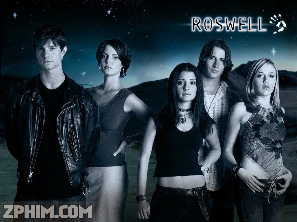 Ảnh trong phim Thị Trấn Roswell 3 - Roswell Season 3 1