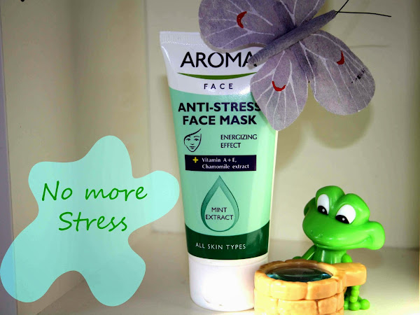 AROMA Anti-stress face Mask