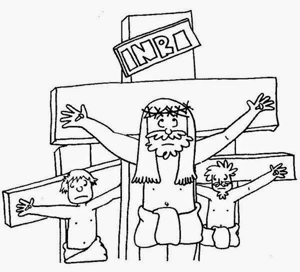 Gifs y Fondos Paz enla Tormenta ®: JESÚS MUERE EN LA CRUZ PARA ...