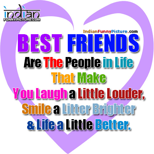 Best Friend Quotes..!!
