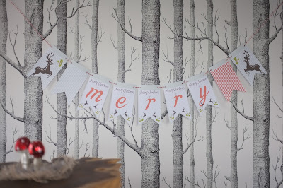 GOOD ON PAPER - New Design Bunting