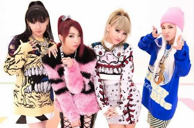 Foto Girlband 2NE1