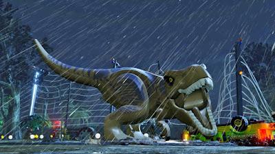 LEGO Jurassic World [RELOADED] Screenshot 1