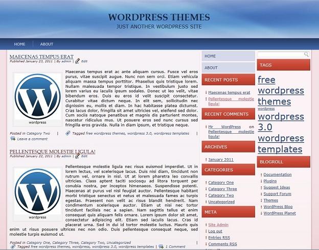 business wordpress theme – These Templates