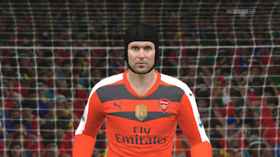 PES 2016 Arsenal 15-16 Kit With World Club Badge by mnridwan12