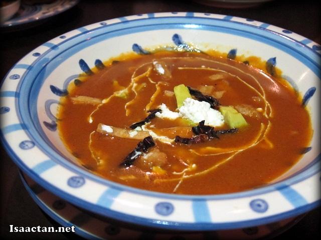 Sopa de Tortilla - RM22