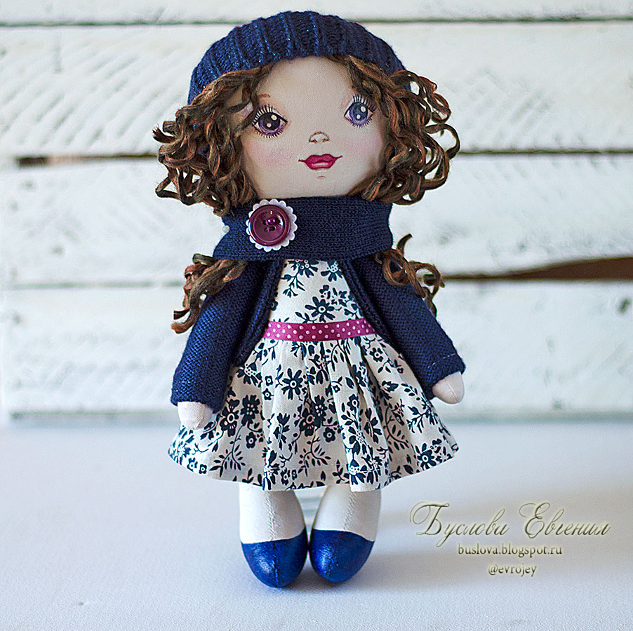 кукла, куклы, игрушка, куплю, тильда, Буслова Евгения