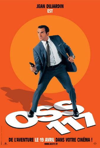They've been making OSS 117 movies in France for a long time.