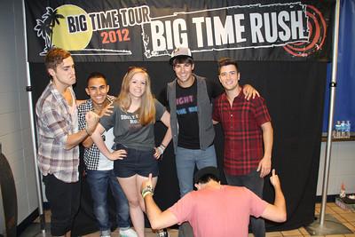Big time rush btr4 meet and greet summer tour big time rush meet and greet summer tour big time rush m4hsunfo