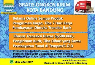 Gratis Ongkos Kirim Kota Bandung Belanja Online Semua Produk