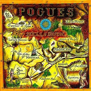 THE POGUES - Hell's ditch - Los mejores discos de 1990