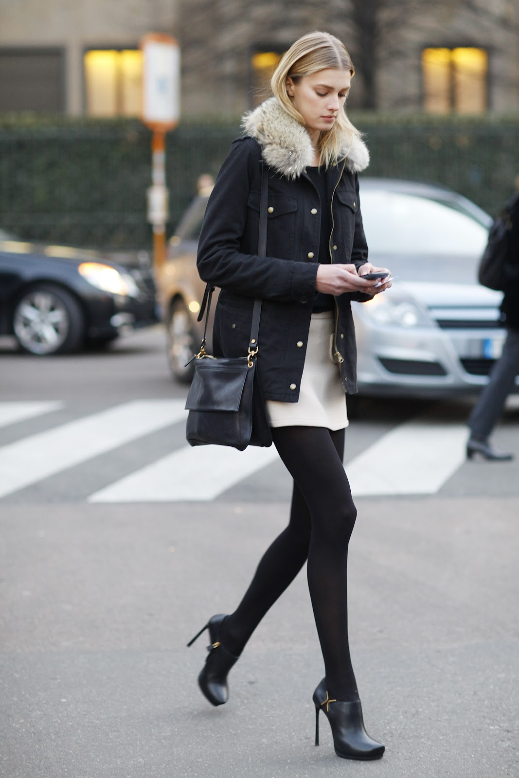 Fashion Week Street Style Sigrid Agren The Front Row View