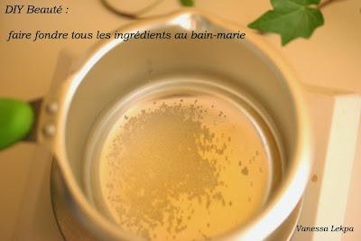 recette gloss dycaprylyl carbonate huile de ricin