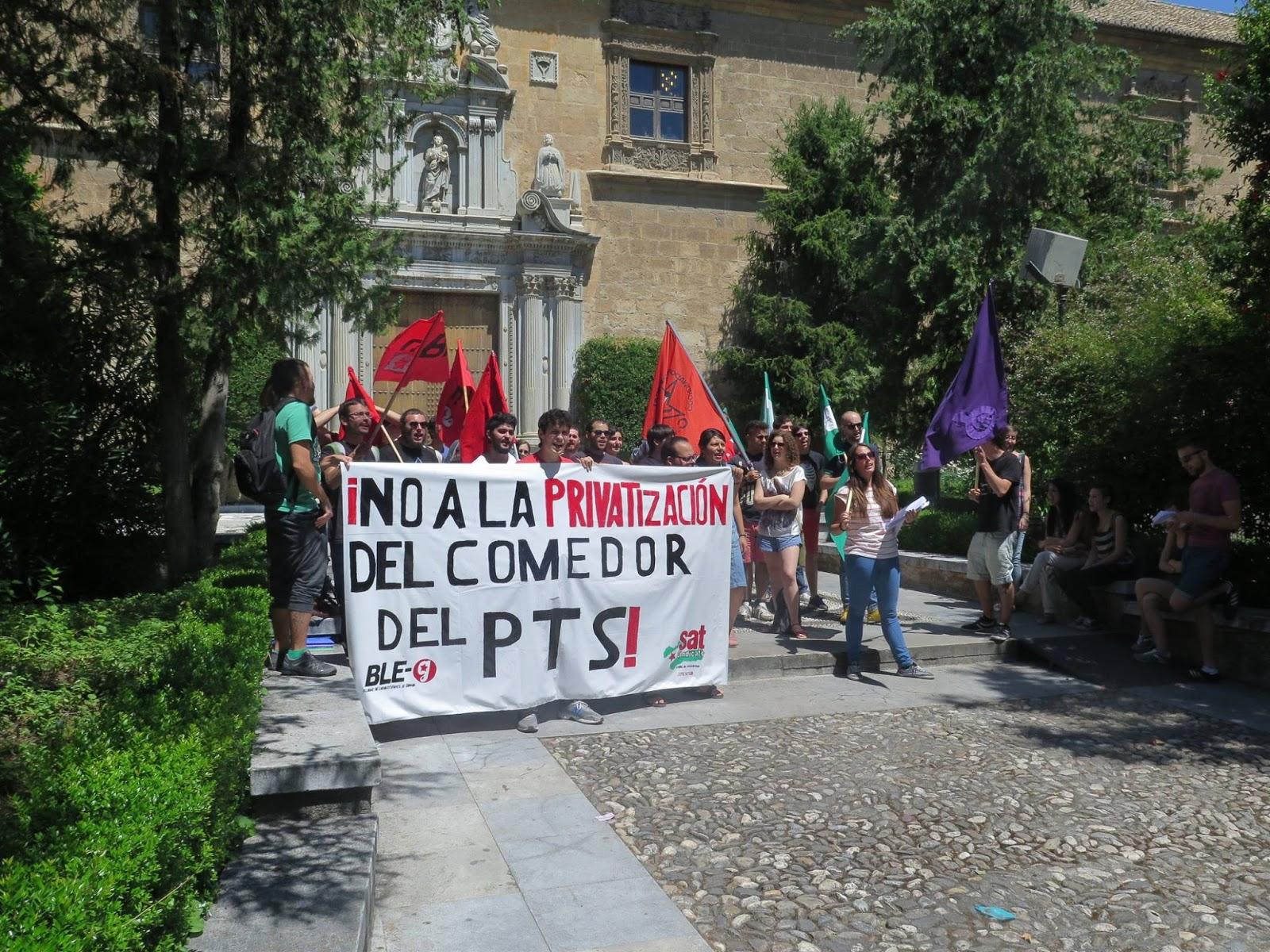 Frente de Estudiantes Granada: Pilar Aranda, rectora electa de la ...